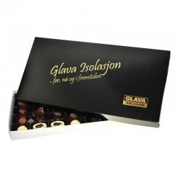 Belgiske Praliner, 450 gram, Pantone med dit logo